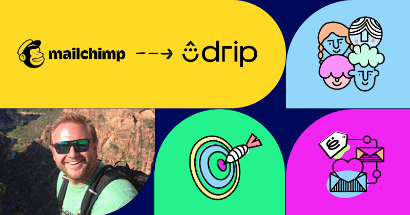 How Jordan McCormick Increased Sales By 300% After Switching from Mailchimp to Drip Cover Image