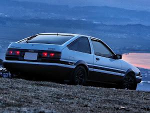 スプリンタートレノ AE86 昭和59年  GT-APEXのカスタム事例画像 keroyosoさんの2019年03月05日01:22の投稿