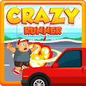 CrazyRunner - Funny Game Ever icon