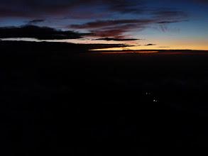 Photo: A csúcstámadás hajnala