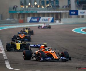 Laatste race zorgt ervoor dat Racing Point toch nog van podium valt in constructeurskampioenschap