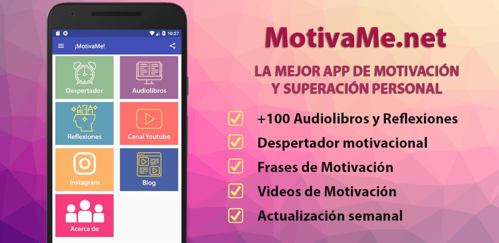 Download Motívame Motivación Y Superación Personal Apk