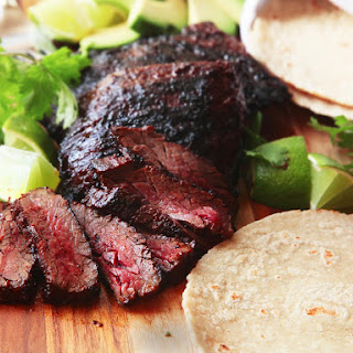 The Best Carne Asada.