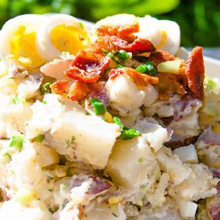 Dijon Red Potato Salad With Bacon Recipes