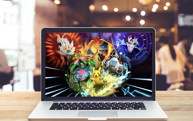 Pokemon Duel HD Wallpapers Game Theme