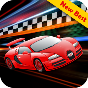 New Race Mcqueen Car Racing - náhled