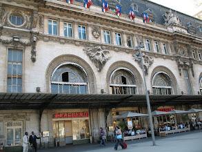 Photo: Gare de Lyon, built for the World Exposition of 1900