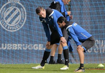 Bruges se déplacera à Anderlecht avec un noyau complet