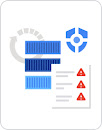Container threat detection icon