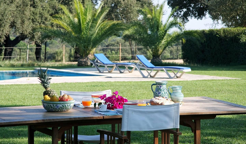 Villa avec piscine Vila Chã de Ourique