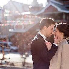Wedding photographer Darya Voronina (Aniva1935). Photo of 22.04.2016