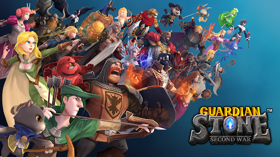 Guardian Stone : SECOND WAR- screenshot thumbnail