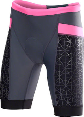 "TYR Competitor 8"" Women's Short: Black alternate image 3"