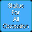 Status For Occasion icon