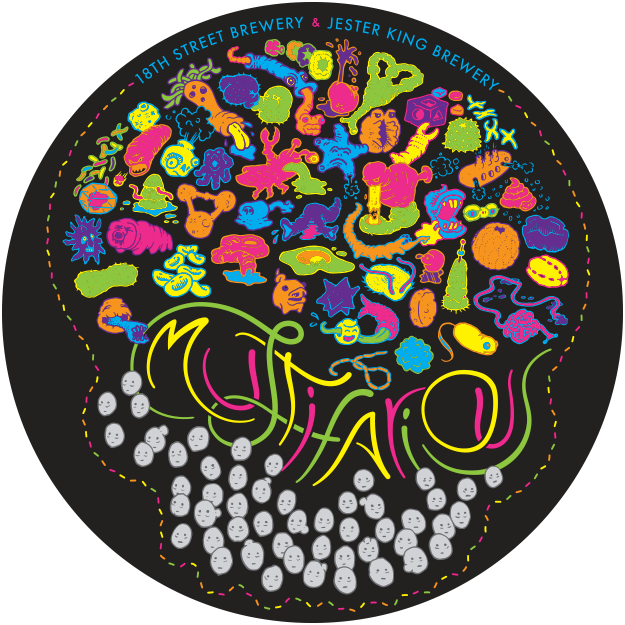 Logo of Jester King / 18th Street Multifarious