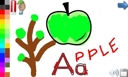 無料教育Appのアルファベット、数字、色|記事Game