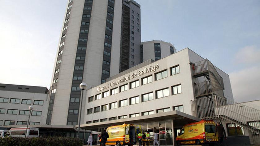 Hospital de Bellvitge, en Barcelona.