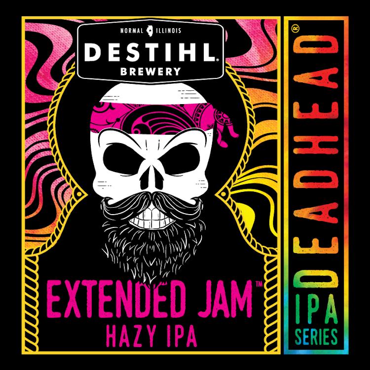 Logo of DESTIHL Deadhead IPA Series: Extended Jam Hazy IPA
