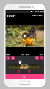 Smart Video Editor – Trim Merge Convert Exract mp3 3