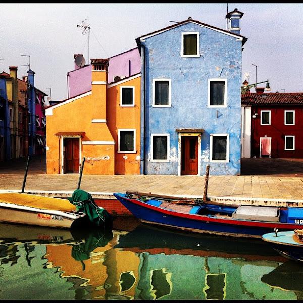 Photo: Colorful Burano