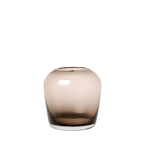 LETA, Vas 11 cm, Small, Coffee
