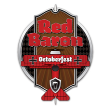 Logo of Bristol's Red Baron Octoberfest
