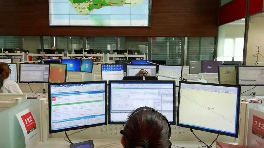El Servicio de Emergencias de Andalucía 112 ha recibido el aviso del accidente mortal.