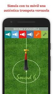 Air horn and vuvuzela screenshot 3