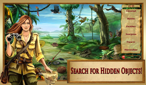 Victoria in Asia Hidden Object