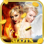 Slots - Flaming 777 Hell Queen Vs Angle of Light APK icon