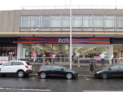 B M Bargains On Kilmarnock Road In