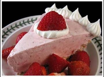 Grandma's Strawberry Cream Cheese Pie Recipe