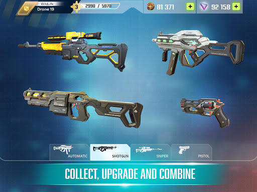 Rise: Shooter Arena screenshot 4