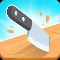 Knife Flip Challenge: Extreme smash hit simulator icon