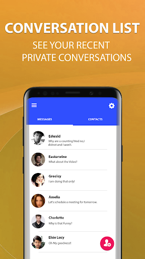 Hide SMS, Call, Secure text:Privacy messenger app for PC