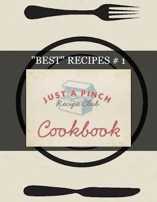 """BEST""  RECIPES  # 1"