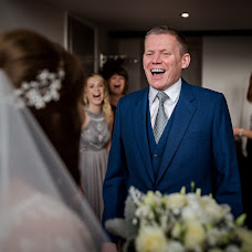Wedding photographer Steve Grogan (SteveGrogan). Photo of 04.12.2017