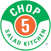 Chop5 salad kitchen