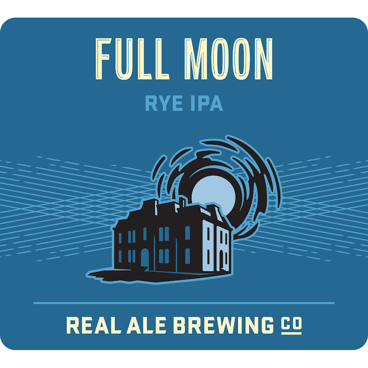 Logo of Real Ale Full Moon Pale Rye Ale