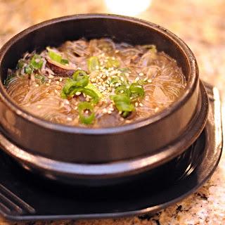 Korean Beef Hot Pot (불고기 전골, Bulgogi Jungol) Recipe