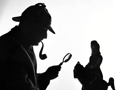 A CURIOUS OMISSION  Sherlock Holmes. would have detected the anomalies in the Bell Pottinger case Picture: H Armstrong Roberts/Retrofile/Getty Images