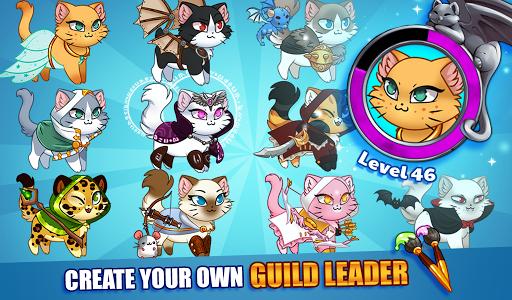 Castle Cats: Epic Story Quests 2.0.3 screenshots 1
