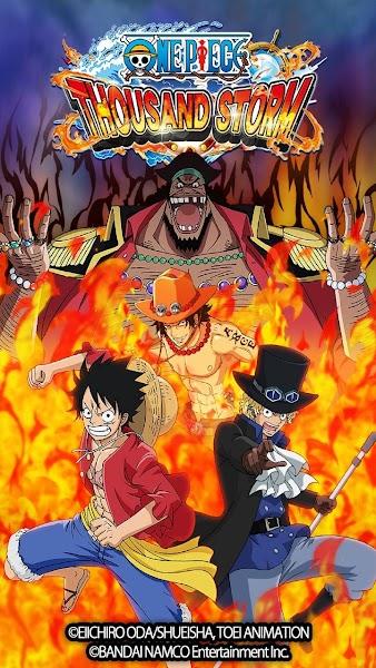 One Piece: Thousand Storm v10.4.5 [Mod]