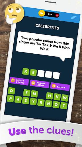 Crossword Quiz - Crossword Puzzle Word Game! apkmr screenshots 5