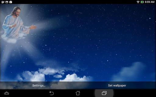 God Live Wallpaper screenshot 5