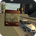 Bus Racing 3D icon
