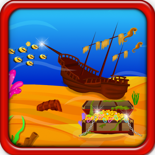 Pirates Ship Treasure Hunt