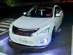 ティアナ L33のカスタム事例画像 車好き【F-INFINITY】さんの2021年01月17日00:30の投稿
