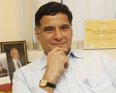 Minoo Dastur, Director, President and CEO, Nihilent