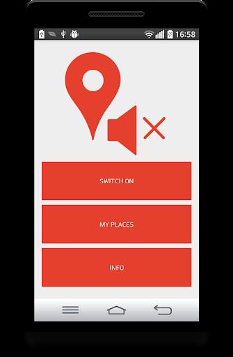 GeoMute - Mute by Location